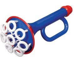 Bubbles Galore Oral Motor Toy Horn Speech Therapy